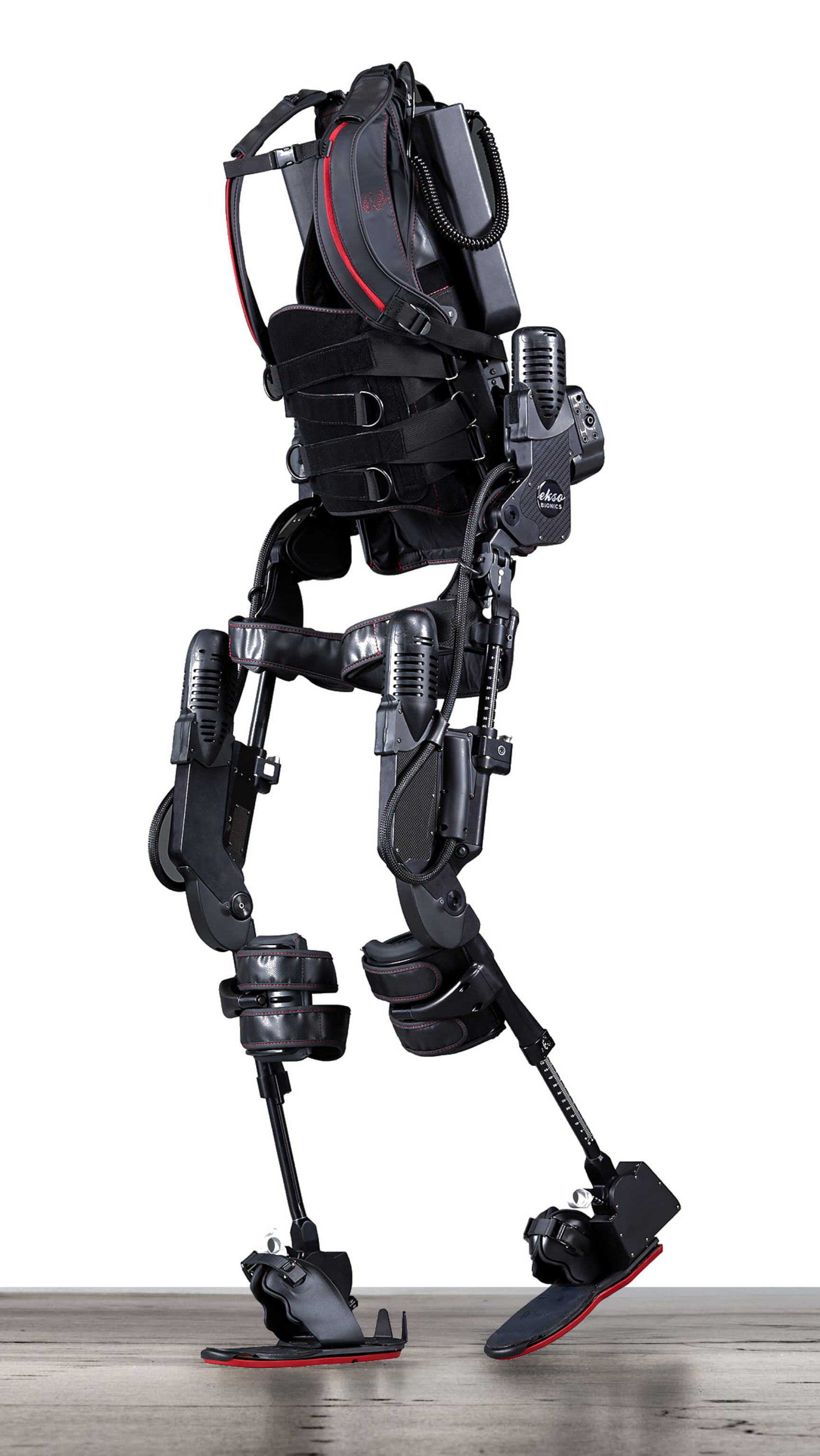 Ekso Bionics' Ekso GT medical exoskeleton